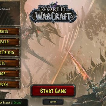 MASTERWOW.IR LAUNCHER . . .  JOIN TO CUSTOM FUN PRIVATE WORLD OF WARCRAFT .... MasterWow.iR MASTERWOW.IR . . . . . . . . . #GAME #WOW #WARCRAFT #worldofwarcraft #battle #legion #lichking #lich_king #game #gamer #games #server #programming #programmer #وارکرفت #ورلد_اوف_واركرفت #گیم #بازی #برنامه_نویسی #برنامه_نویس #سرور