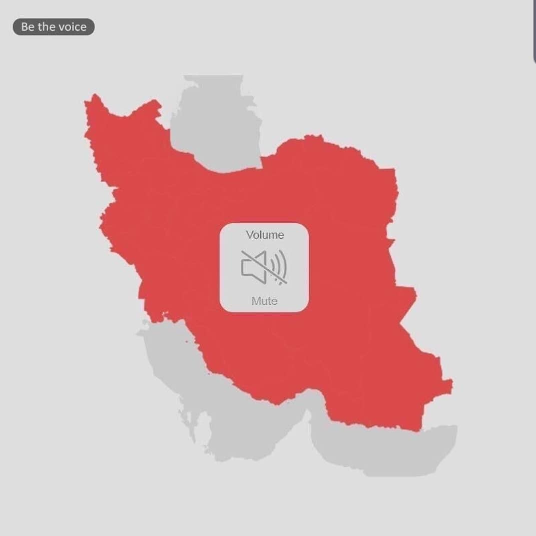 Kill the people voice ... Iran = North Korea @google @facebook @emmanuelmacron @grussonkel.steini @realxijinping #iran #freeiran #ایران #آزادی #اینترنت #internet #iranprotests
