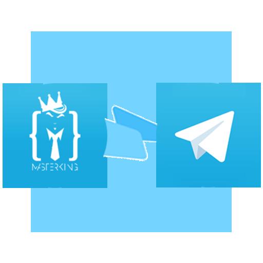 ربات تلگرام مسترکینگ32