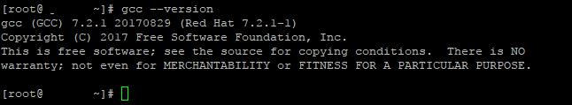 Install GCC 7 in CentoS 6.9,6.8, CenOS 6.7, CentOS 6.5, CentoS 7